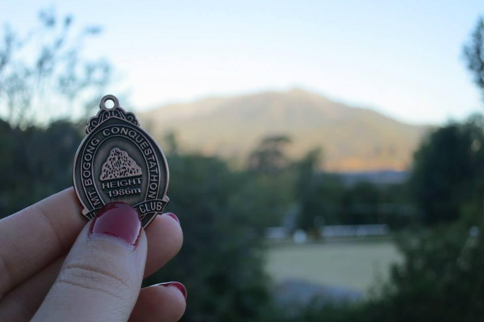 bogong medal